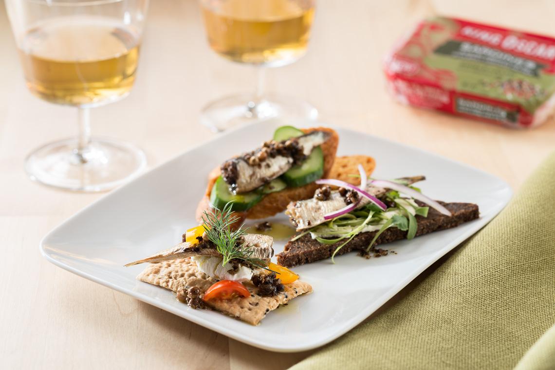 Sardine Crostini Recipe King Oscar