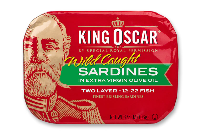 Brisling Sardines In Extra Virgin Olive Oil