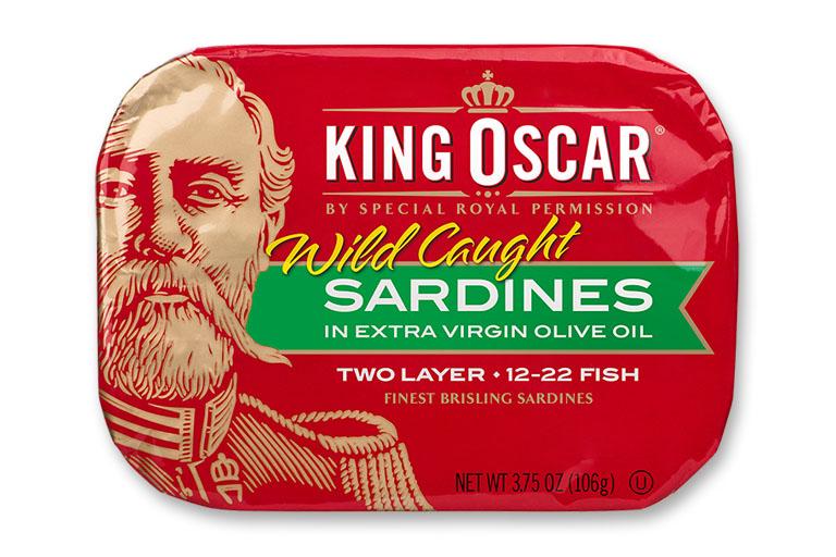 Brisling Sardines in Extra Virgin Olive Oil