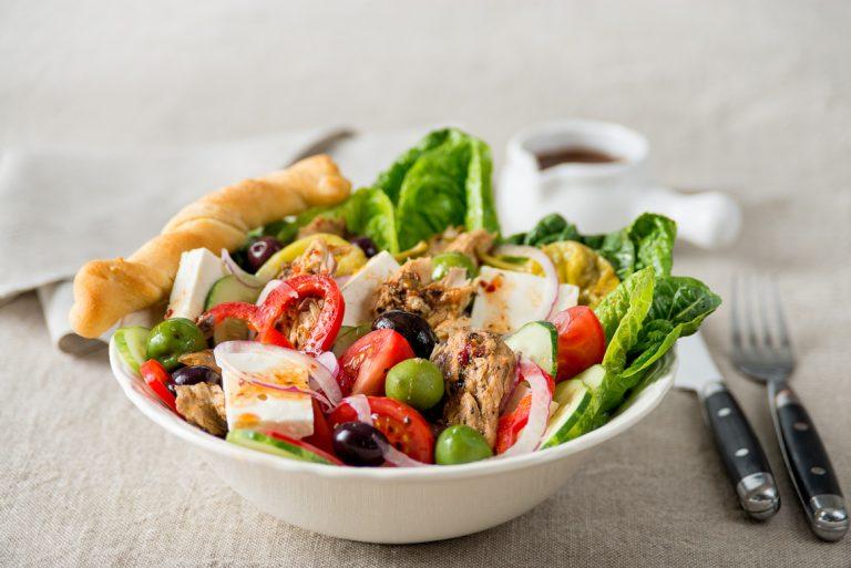 greek-salad-with-mackerel