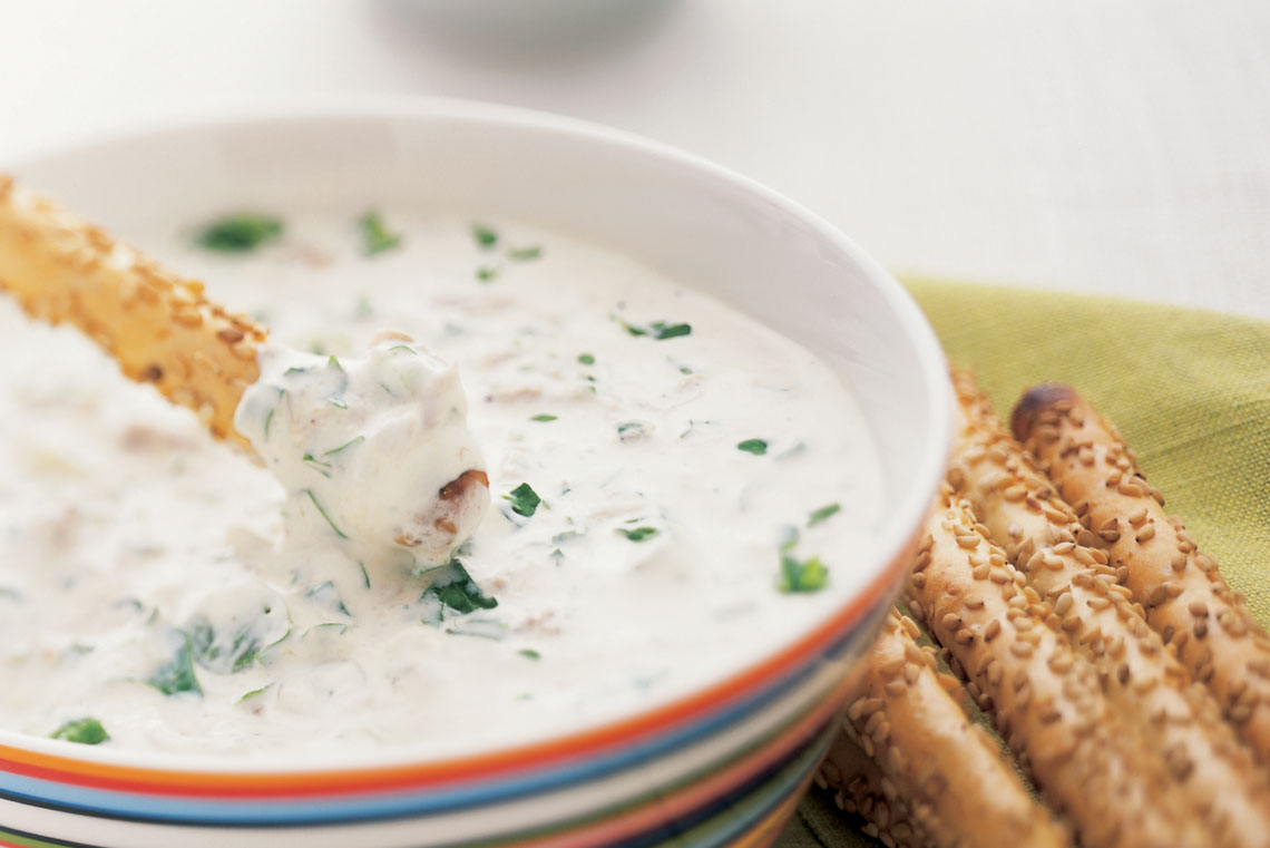 Mackerel and cottage cheese dip recipe king oscar for Fish dip recipe
