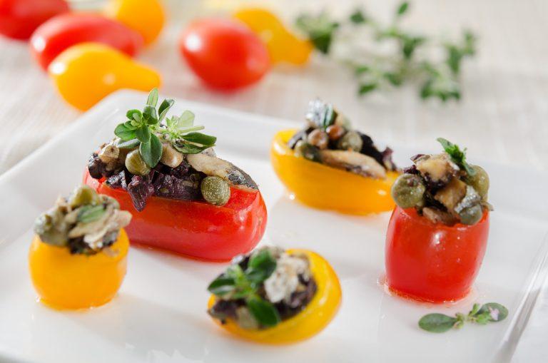 sardine-tapenade-tomato-bites