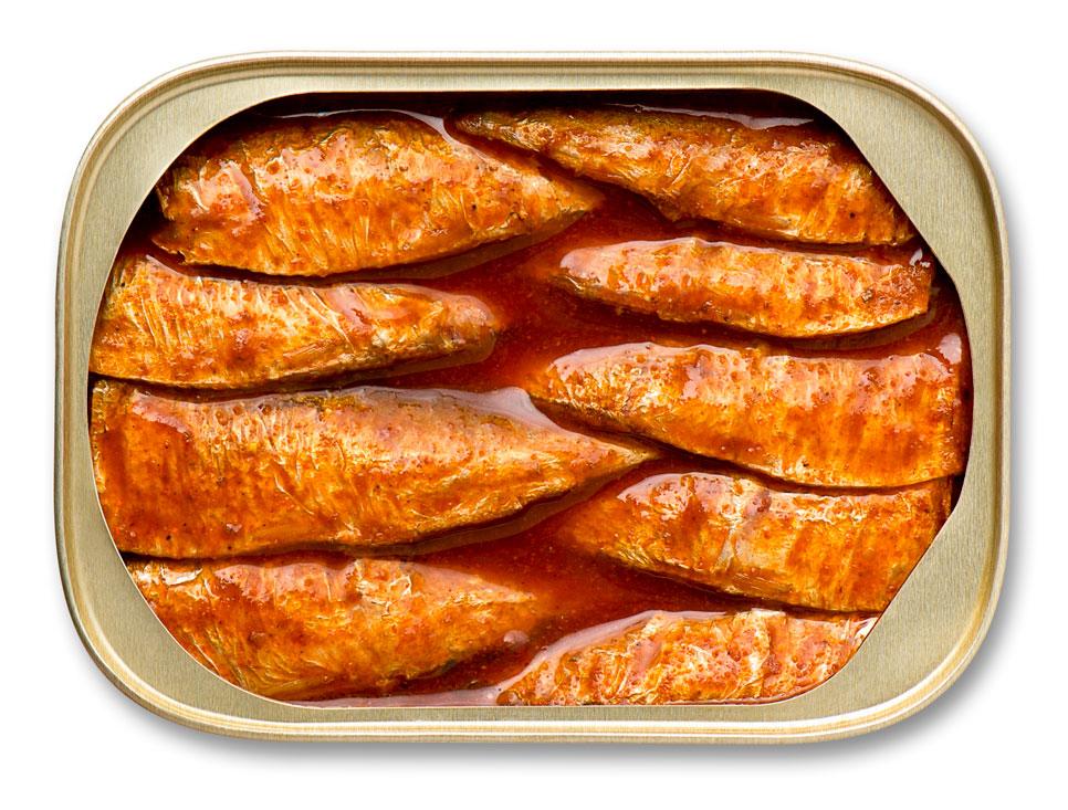 Brisling Sardines In Tapatio 174 Hot Sauce King Oscar