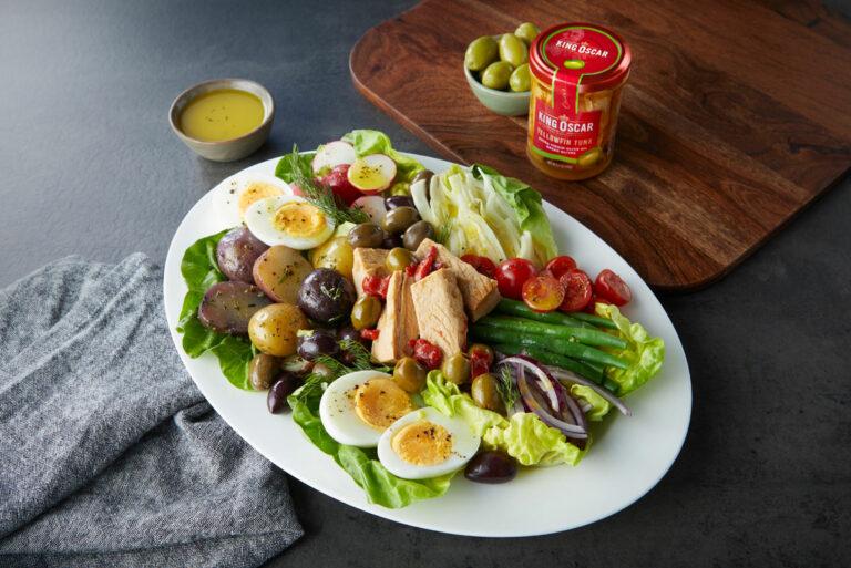 Royal Niçoise Salad
